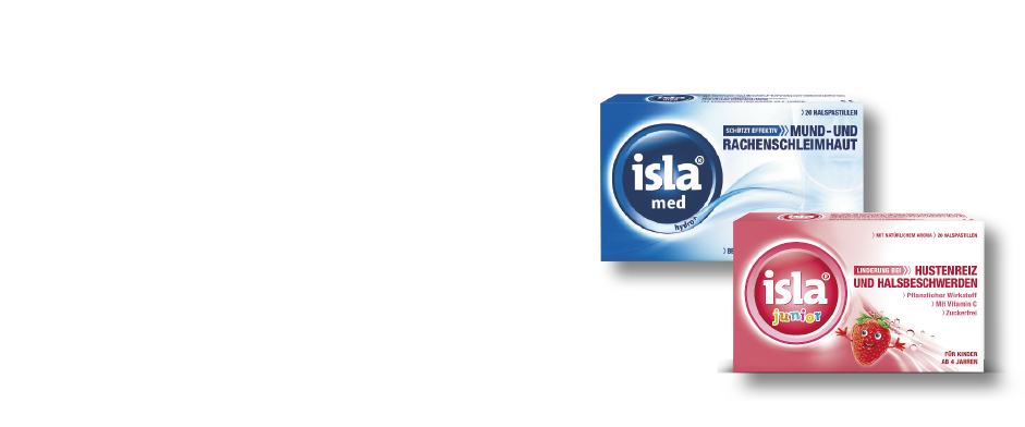 Isla® med hydro+/Junior